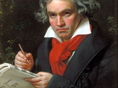 Coffee Cake & Culture Beethoven