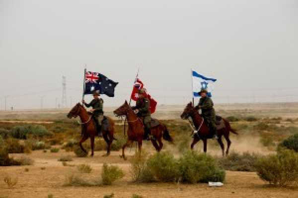 ANZAC Mission to Israel – April 2015