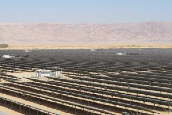 Renewable Energies for the Future in the Arava