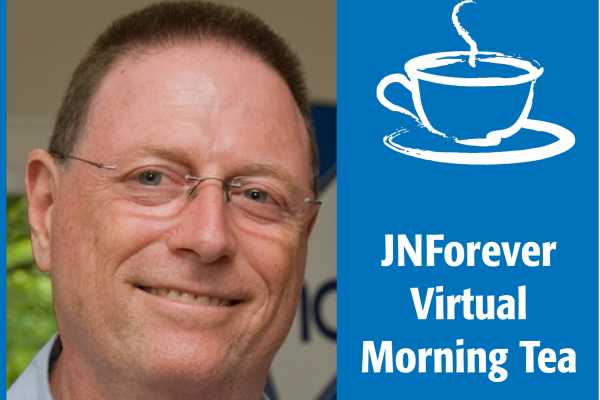 JNForever Virtual Tea with Ron Weiser